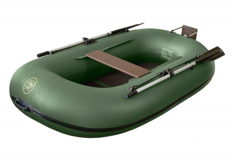 качественные одноместные лодки